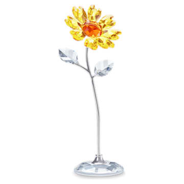 Virágos álmok – Napraforgó, nagy - Swarovski, 5490757
