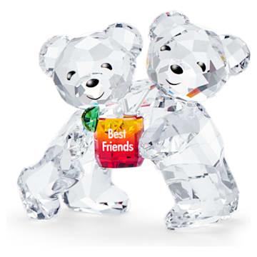 Medvídek Kris – Nejlepší přátelé - Swarovski, 5491971