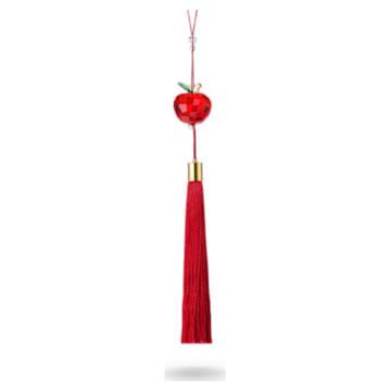 Ornament Rode Appel - Swarovski, 5491975