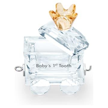 Babys Erster Zahn Waggon - Swarovski, 5492218