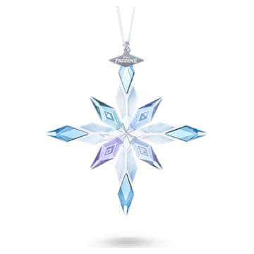 Die Eiskönigin 2, Schneeflocken Ornament - Swarovski, 5492737