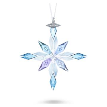 Frozen 2 sneeuwvlokornament - Swarovski, 5492737
