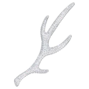 Polar Bestiary 브로치, 멀티컬러, 로듐 플래팅 - Swarovski, 5499624