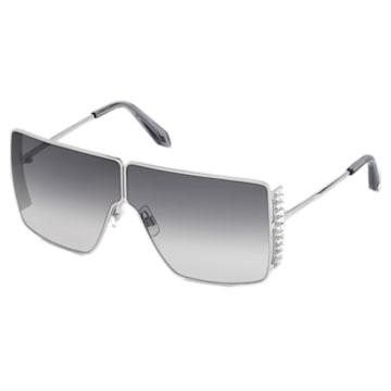 Fluid Mask Sonnenbrille, SK236-P 16B, schwarz - Swarovski, 5500208