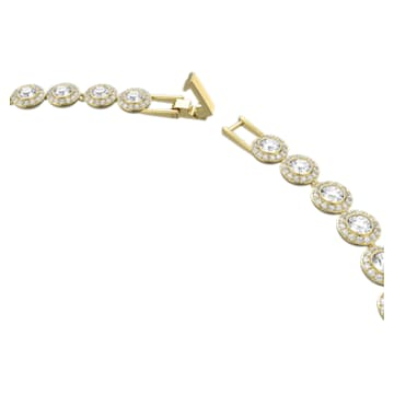 Angelic Necklace, White, Gold-tone plated - Swarovski, 5505468