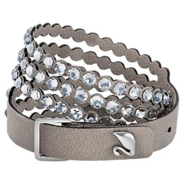 Swarovski Power Collection bracelet, Light grey - Swarovski, 5511698