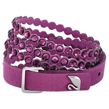 Swarovski Power-collectie armband, Paars - Swarovski, 5511699