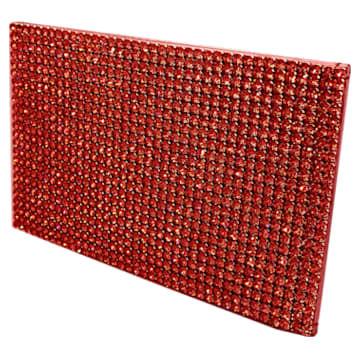 Marina Card Holder fashion accessories, Red - Swarovski, 5513492