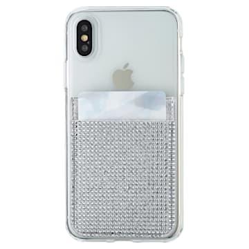 Swarovski 智能电话贴纸袋, 灰色 - Swarovski, 5514685