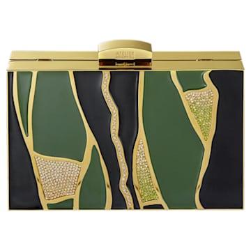 Bolso Kintsugi, multicolor, baño tono oro - Swarovski, 5517035