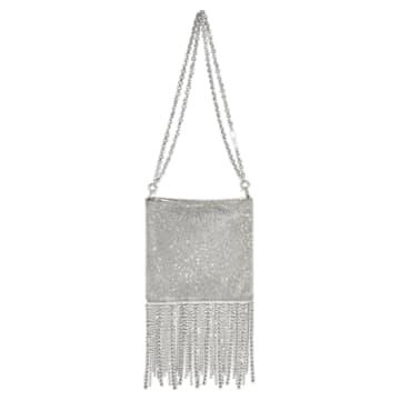 Fringe Benefit Bag, Gray - Swarovski, 5517601