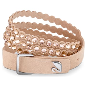 Swarovski Power-collectie Slake-armband, Roze - Swarovski, 5523022