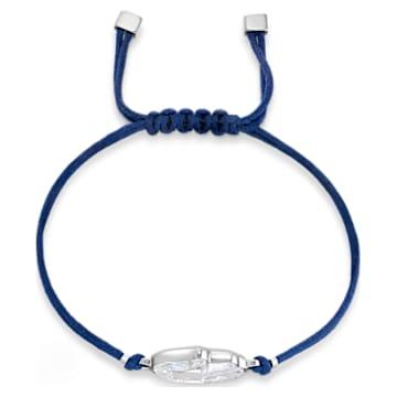 Swarovski Power Collection Hamsa Hand Bracelet, Blue, Stainless steel - Swarovski, 5523154