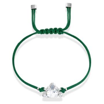 Pulsera Swarovski Power Collection Buddha, mediana, Verde, Acero inoxidable - Swarovski, 5523173