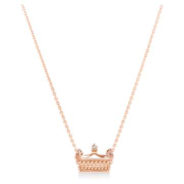 耀妳为王18K玫瑰金钻石项链 - Swarovski, 5529693