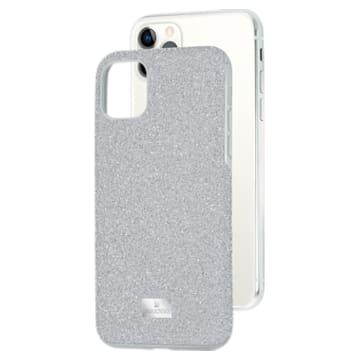 High Smartphone 套, iPhone® 11 Pro Max, 銀色 - Swarovski, 5531149