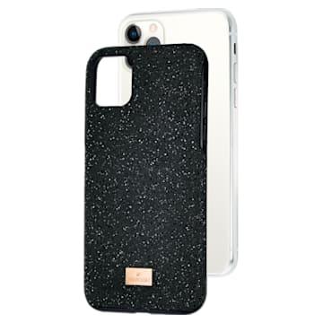 High smartphone case , iPhone® 11 Pro Max, Black - Swarovski, 5531150