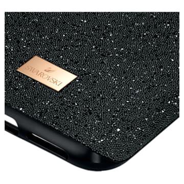 Étui pour smartphone High, iPhone® 11 Pro Max, noir - Swarovski, 5531150