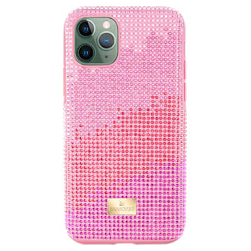 High Love Smartphone 套, iPhone® 11 Pro, 粉紅色 - Swarovski, 5531151