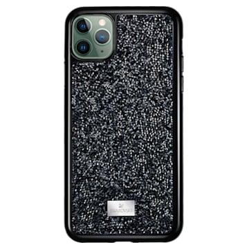 Étui pour smartphone Glam Rock, iPhone® 11 Pro Max, noir - Swarovski, 5531153