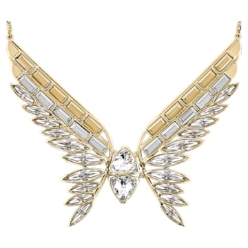 Collar Wonder Woman, tono dorado, baño tono oro - Swarovski, 5535586