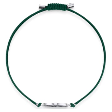 Sand Armband, grün, Edelstahl - Swarovski, 5535909