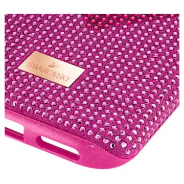 Crystalgram Heart 手機殼, 心形, iPhone® X/XS , 粉紅色 - Swarovski, 5536634