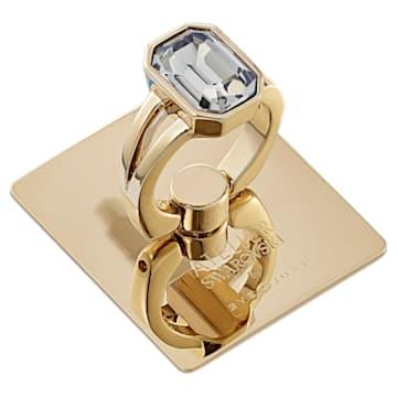 EyeJust Ring Sticker, goldfarben, vergoldet - Swarovski, 5541908