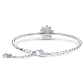 Eternal Flower-armband, Geel, Gemengde metaalafwerking - Swarovski, 5542012