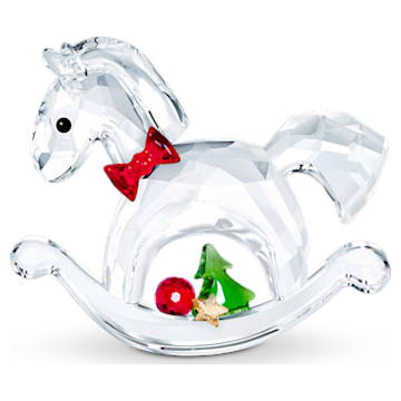 Rocking Horse – Happy Holidays - Swarovski, 5544529
