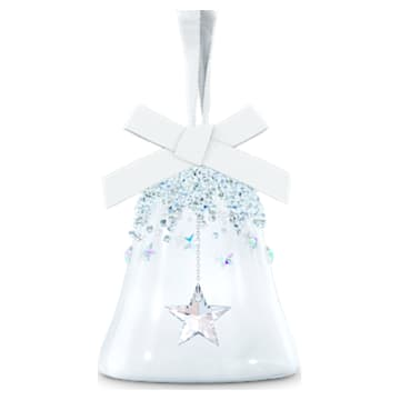 Bell Ornament, Star, small - Swarovski, 5545500