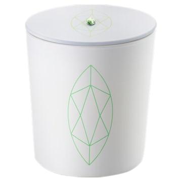Vela Crystal Garden, verde, pachuli peridoto - Swarovski, 5547119