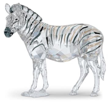 Elegance of Africa SCS Annual Edition 2021 Zebra Amai, Signed edition - Swarovski, 5550663