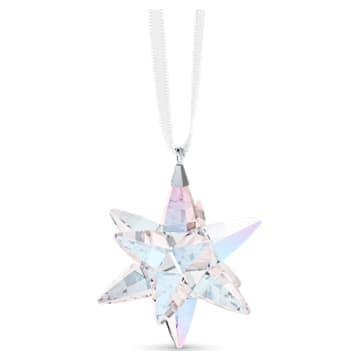 Décoration Étoile, Shimmer, petit modèle - Swarovski, 5551837