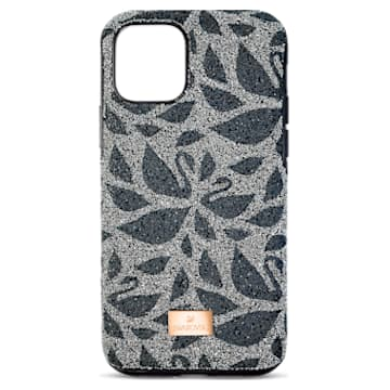Swarovski Swanflower-smartphone-hoesje met Bumper, iPhone® 11 Pro Max, Zwart - Swarovski, 5552793