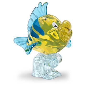 Küçük Deniz Kızı Flounder - Swarovski, 5552917