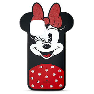 Minnie 스마트폰 케이스, iPhone® 12/12 Pro, 멀티컬러 - Swarovski, 5556212