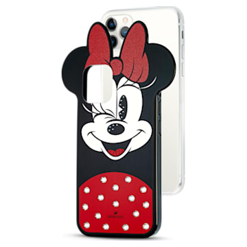 Minnie Smartphone Case, iPhone® 12/12 Pro, Multicoloured - Swarovski, 5556212