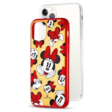 Minnie Smartphone Case with Bumper, iPhone® 11 Pro - Swarovski, 5556531
