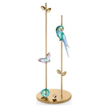 Jungle Beats, декоративная подставка Andoki, большая - Swarovski, 5557850