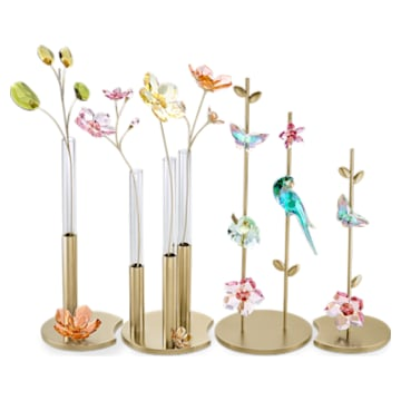 Jungle Beats Decorative Stand Andoki, Large - Swarovski, 5557850