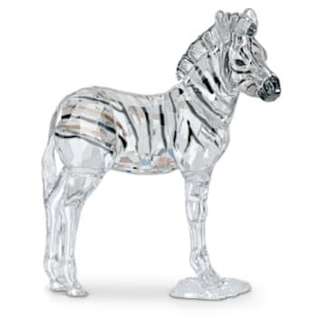 Elegance of Africa SCS Zebra Baby Zuri, Signed edition - Swarovski, 5557906