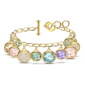 Tahlia Elements Bracelet, Gold-tone plated - Swarovski, 5560943