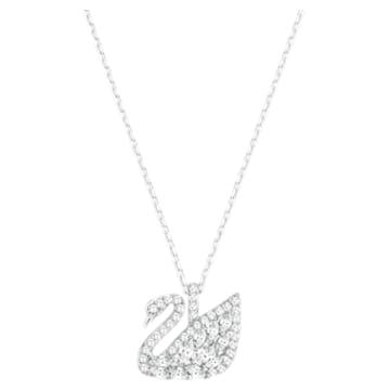 Swan Lake Подвеска, Белый Кристалл, Родиевое покрытие - Swarovski, 5561477