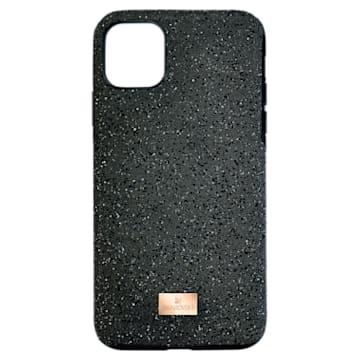 High smartphone case , iPhone® 12 Pro Max, Black - Swarovski, 5565180