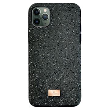 Capa para smartphone High, iPhone® 12 Pro Max, preta - Swarovski, 5565180