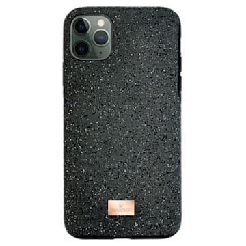 High Smartphone Schutzhülle, iPhone® 12/12 Pro, schwarz - Swarovski, 5565185