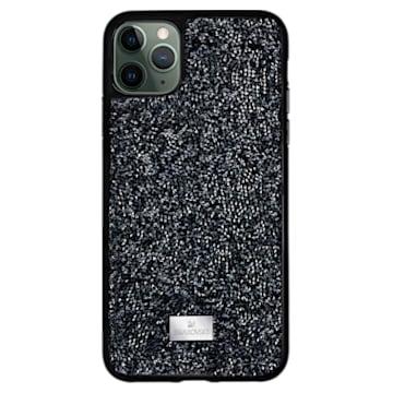 Glam Rock Smartphone Schutzhülle, iPhone® 12/12 Pro, schwarz - Swarovski, 5565188