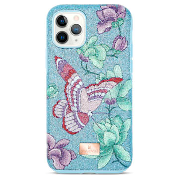 Togetherness Smartphone case with bumper, iPhone® 11 Pro, Multicolored - Swarovski, 5565200