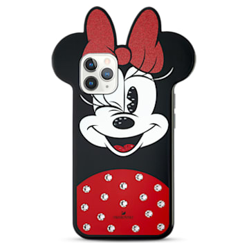 Minnie Smartphone 套, iPhone® 12 Pro Max, 色彩漸變 - Swarovski, 5565207